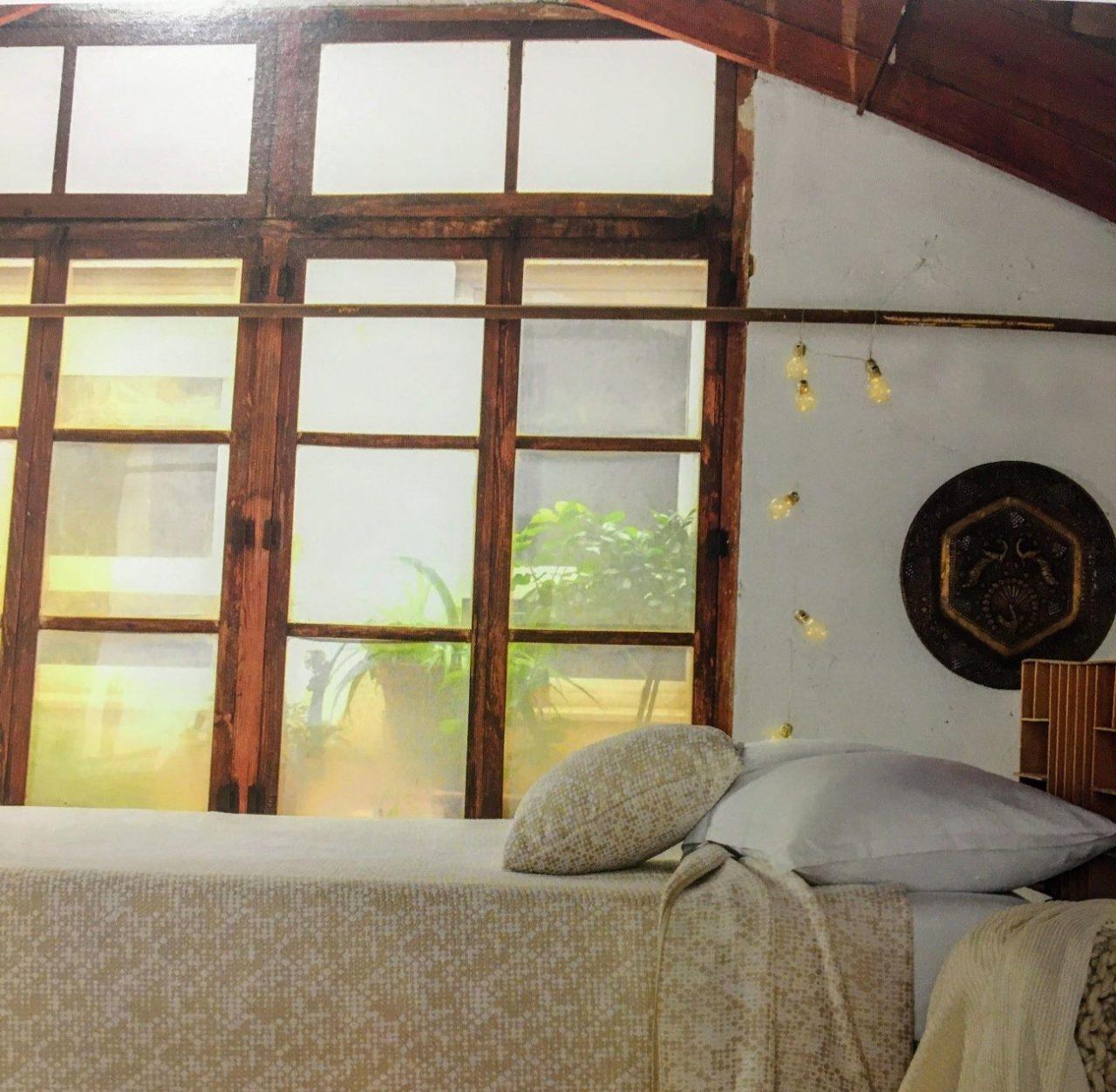 Las ventanas son lo más importante a la hora de elegir cortinas