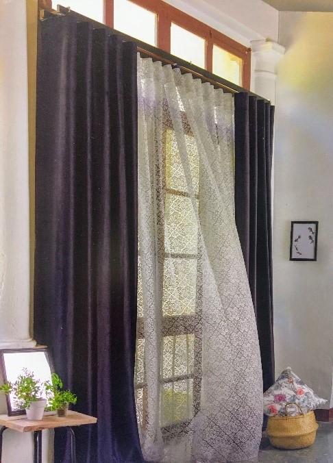 La importancia de las cortinas en la estancia