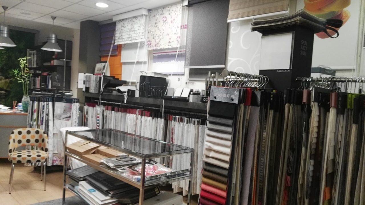 interior de nuestra tienda Prudencio Mateo Interiorismo